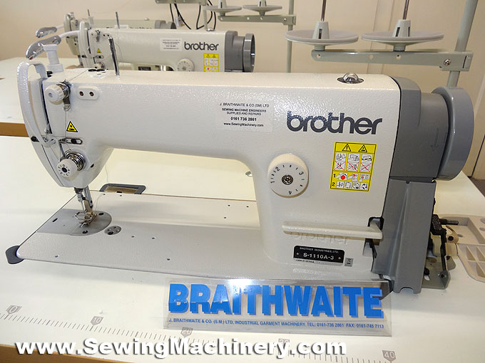 Brother S40A Industrial Sewing Machine £40 Discontinued Magnificent Industrial Sewing Machine Price