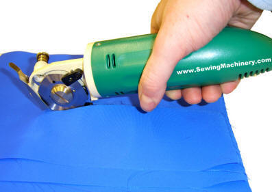 mini round knife cloth cutting machine hc1050 163 89 00