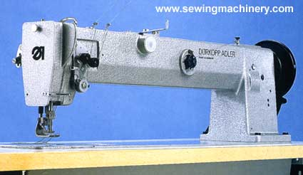 Durkopp Adler Sewing Machine Parts http://www.sewingmachinery.com/adler/adler_221.html