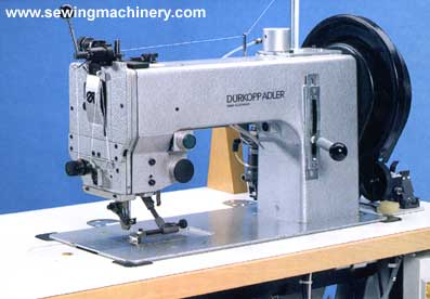 Durkopp Adler Sewing Machine Parts http://www.sewingmachinery.com/adler/adler_204.html