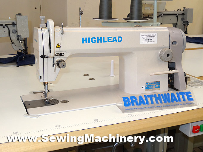 Industrial Sewing Machine Sale Braithwaites Stunning Braithwaite Industrial Sewing Machines