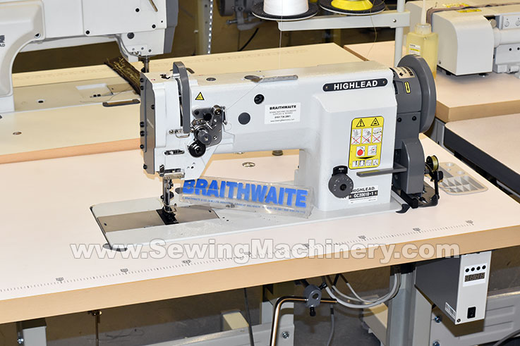 Highlead GC20618-1 walking foot sewing machine