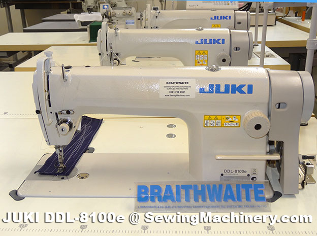 Juki DDL40e Sewing Machine Budget Model £40 Adorable Braithwaite Industrial Sewing Machines
