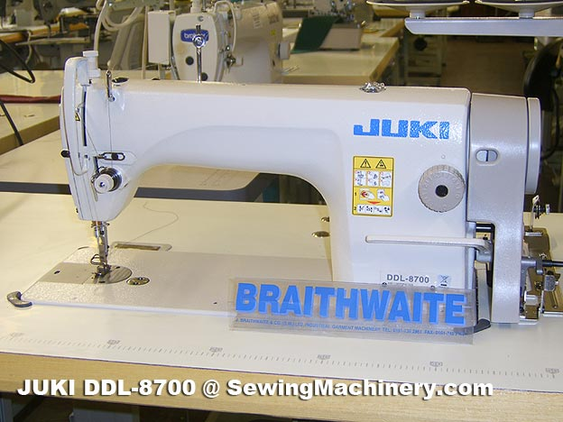Juki DDL 40 Sewing Machine Industrial £40 Classy Juki Sewing Machine Price