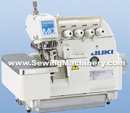 Juki Mo 6500s Overlock Sewing Machine Model