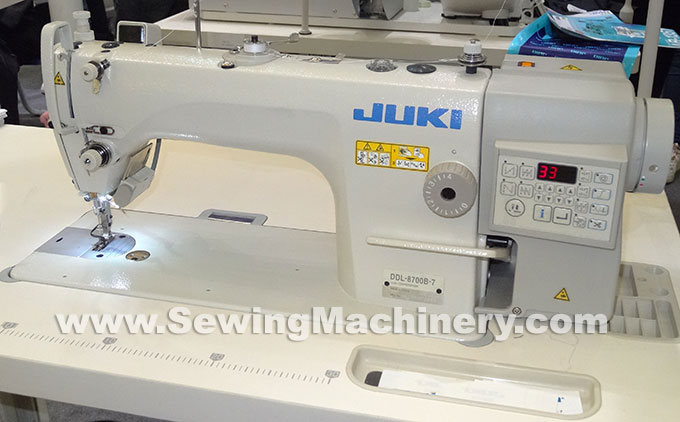 Juki DDL40B40 Sewing Machine With Trimmer £4020 Inspiration Juki Sewing Machine Price