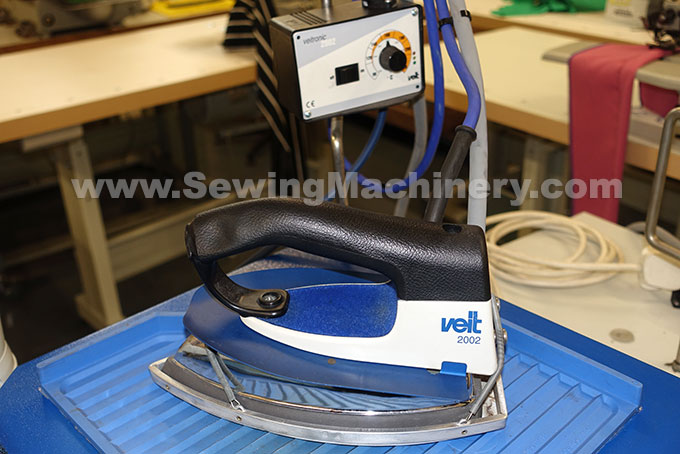 Veit Steam Iron Generator And Vacuum Table Set 163 1800