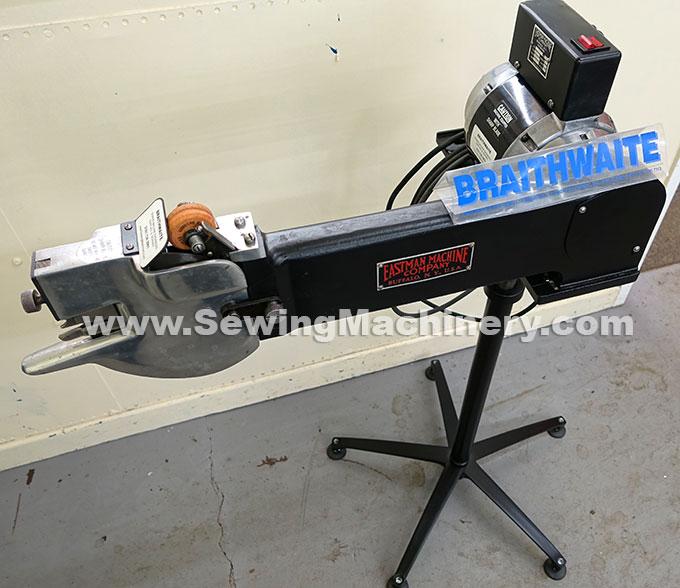 rag cutter machine