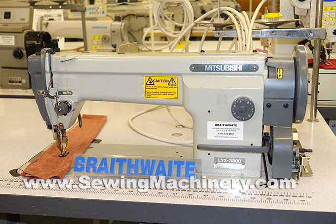 used walking foot sewing machine