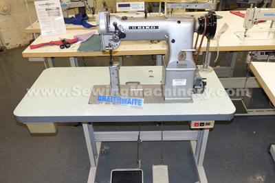 Seiko post bed sewing machine
