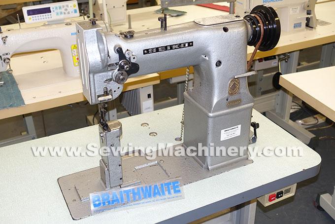 Seiko Pw 8b Post Bed Sewing Machine Walking Foot 163 1290