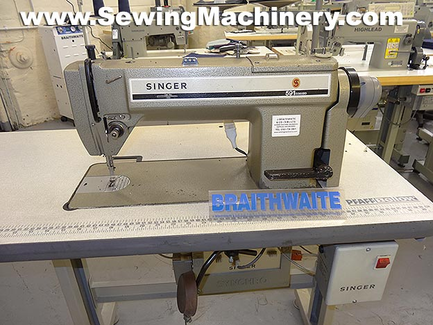 used singer sewing machine